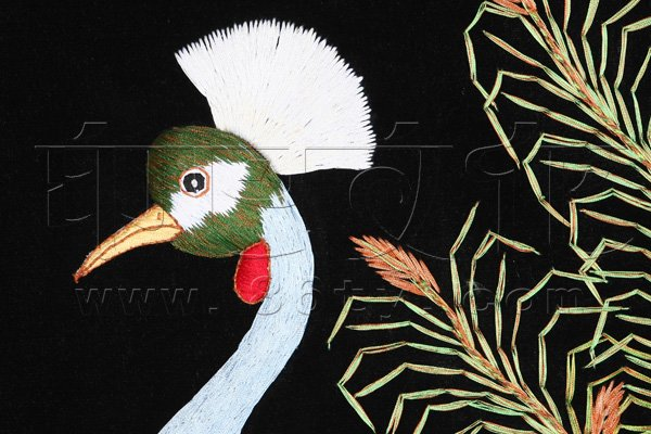 传统的皇家壁毯,所有工序均为手工完成
