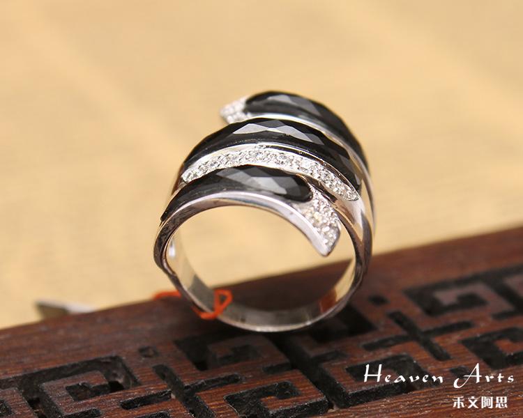 8 镶嵌宝石尺寸: 戒指圈号:11号 圈号可调:固定圈,不可自行调节 宝石