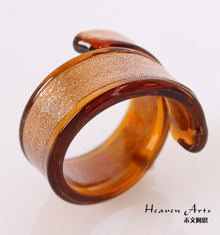 印度琉璃戒指 - 戒指