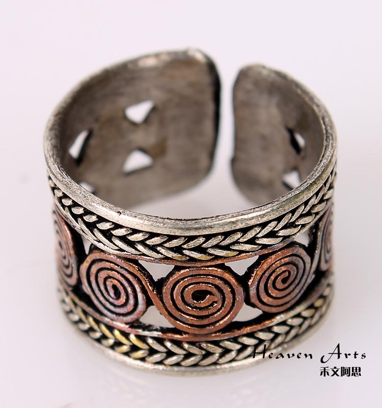 钻石戒指手绘设计图展示