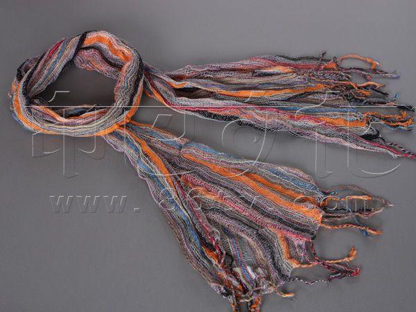 织围巾怎么接线图解