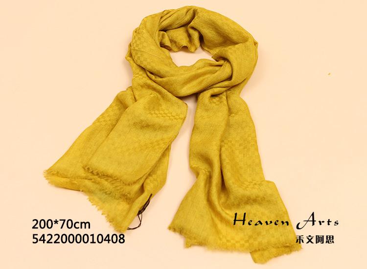 羊绒围巾-瑾粟 - 丝巾
