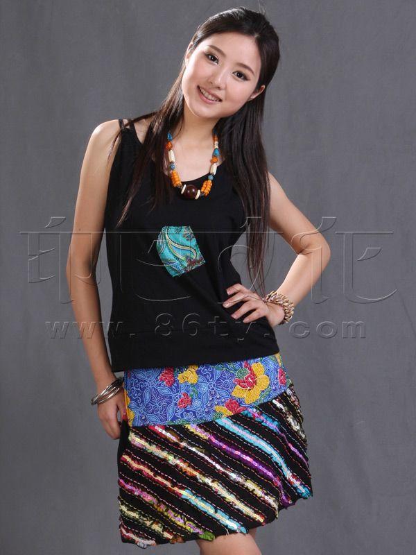 高中学生穿衣服校园装夏秋季节女装