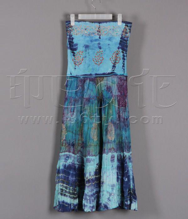 各种裙子折法图解