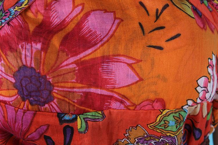 红色 彩花 背景素材