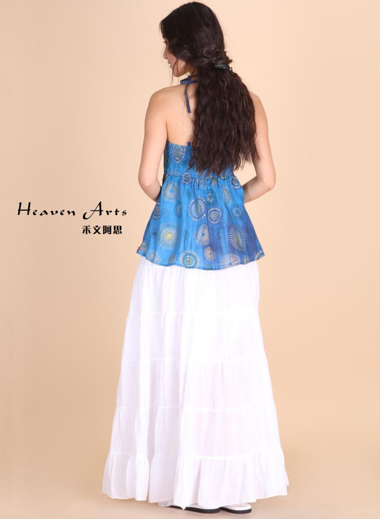 颜色:白色 裙摆:336 腰围:62(可以抽带)