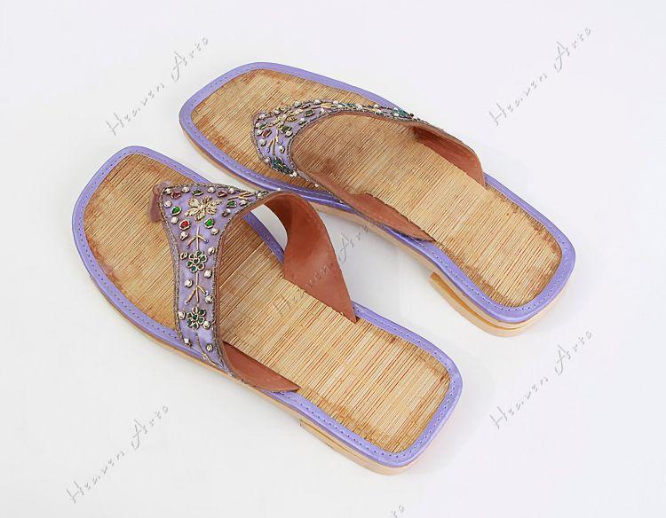 手工鞋子 - 鞋子 - 印巴服装