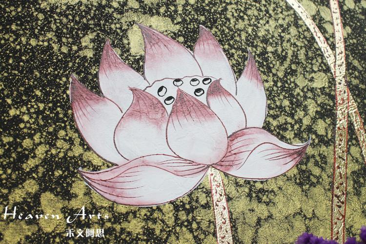00 印度手绘画 售价¥8600.00 印度手工画-荷花(套) 售价¥26000.