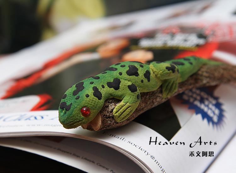动物派对-小乌龟卡通铅笔
